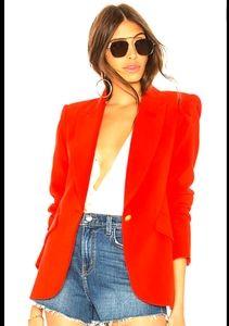 🎁3/$27🎁trendy red coat